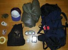 Openair Packliste