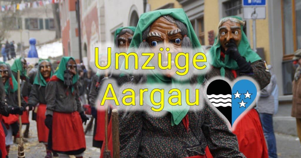 Fasnachtumzug Aargau