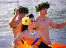Hawaii Party Hula tanz